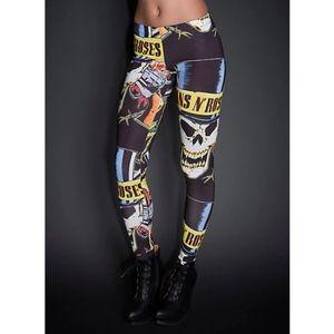 ✔️3/$20 Guns N' Roses Leggings